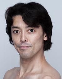 挨拶用 m01 高岸直樹 Naoki Takagishi (c) Nobuhiko Hikiji